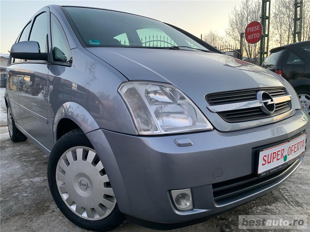 """Opel Meriva 1.6 """"Edition"""" 2007 Clima !"""