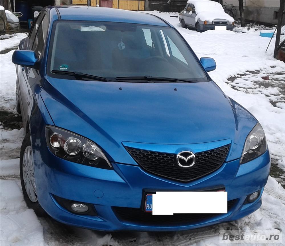 Mazda 3 BK