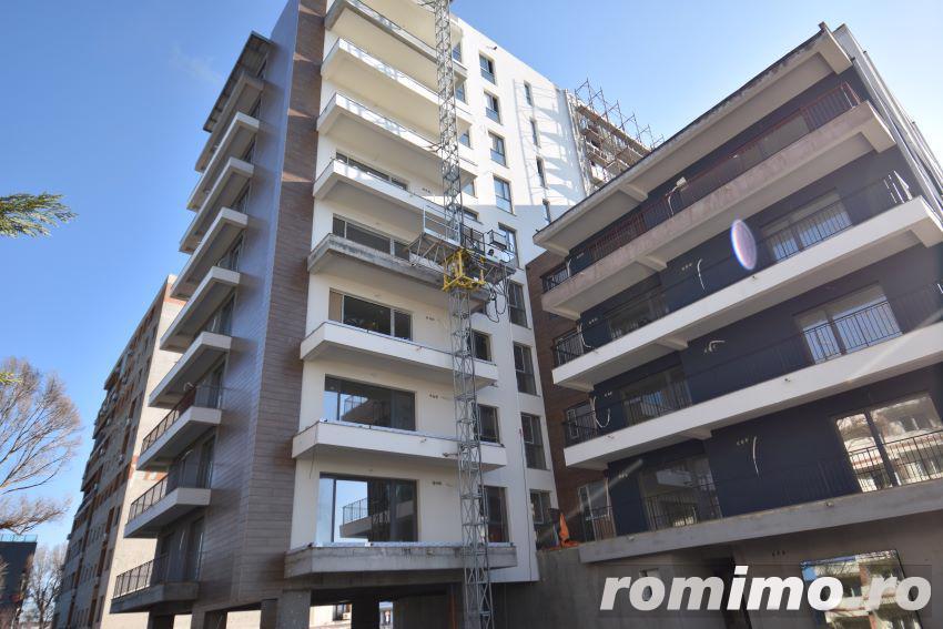 Apartament  Constanta, Mamaia zona La Butoaie, vedere mare