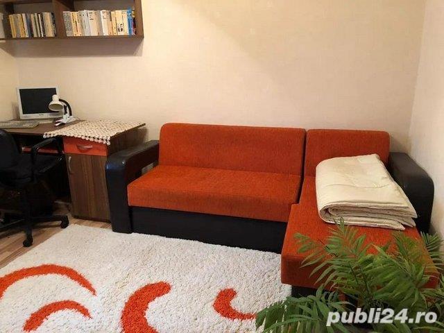 Zona Imparatul Traian - De inchiriat apartament cu 3 camere, mobilat si utilat, etaj 2
