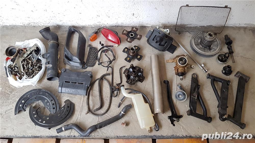Piese din dezmembrare ATV Suzuki King Quad 700
