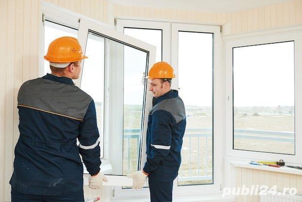 Angajam Confectioner tamplarie aluminiu si pereti cortina