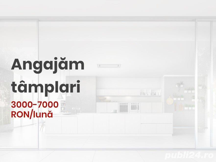 ANGAJAM tamplari mobilier la comanda - Raymark Mobili Constanta