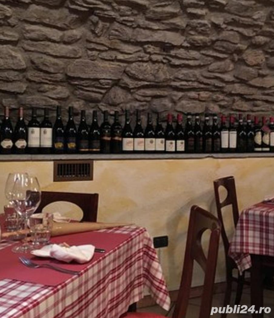 Trattoria&Pizzeria Chiriac angajează personal