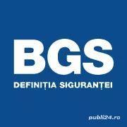 Angajare agentii BGS