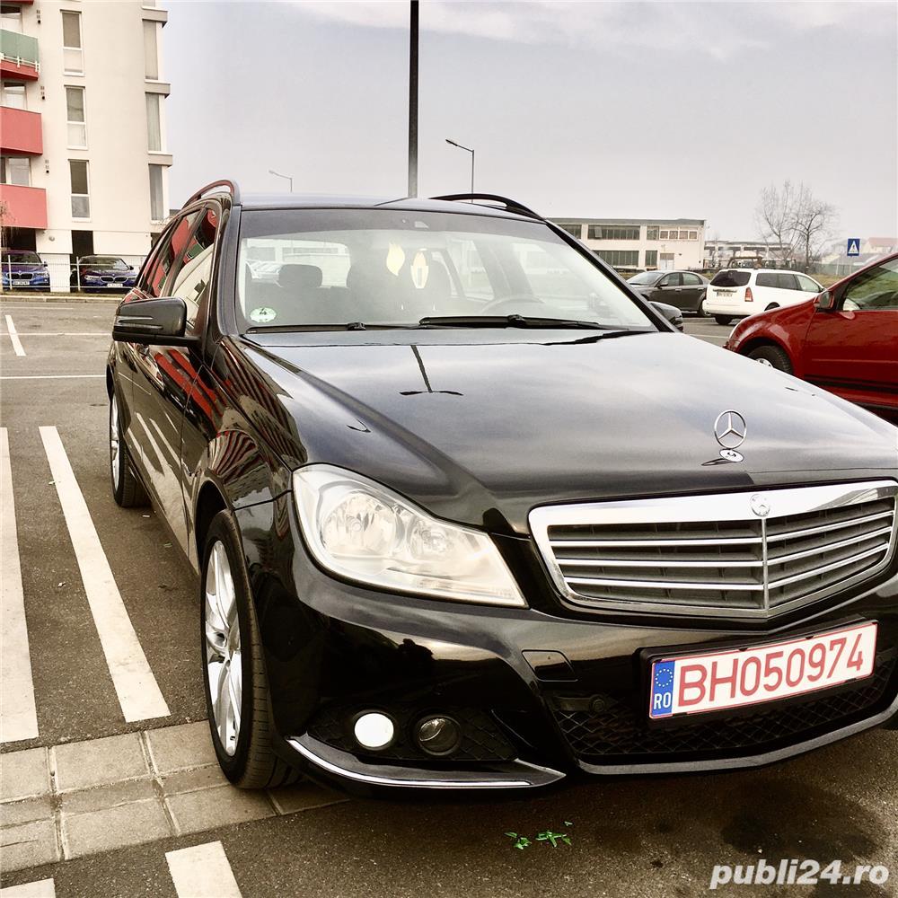Mercedes c 180cdi bluefficyency 2011  .Schimb cu unele mai ieftine!