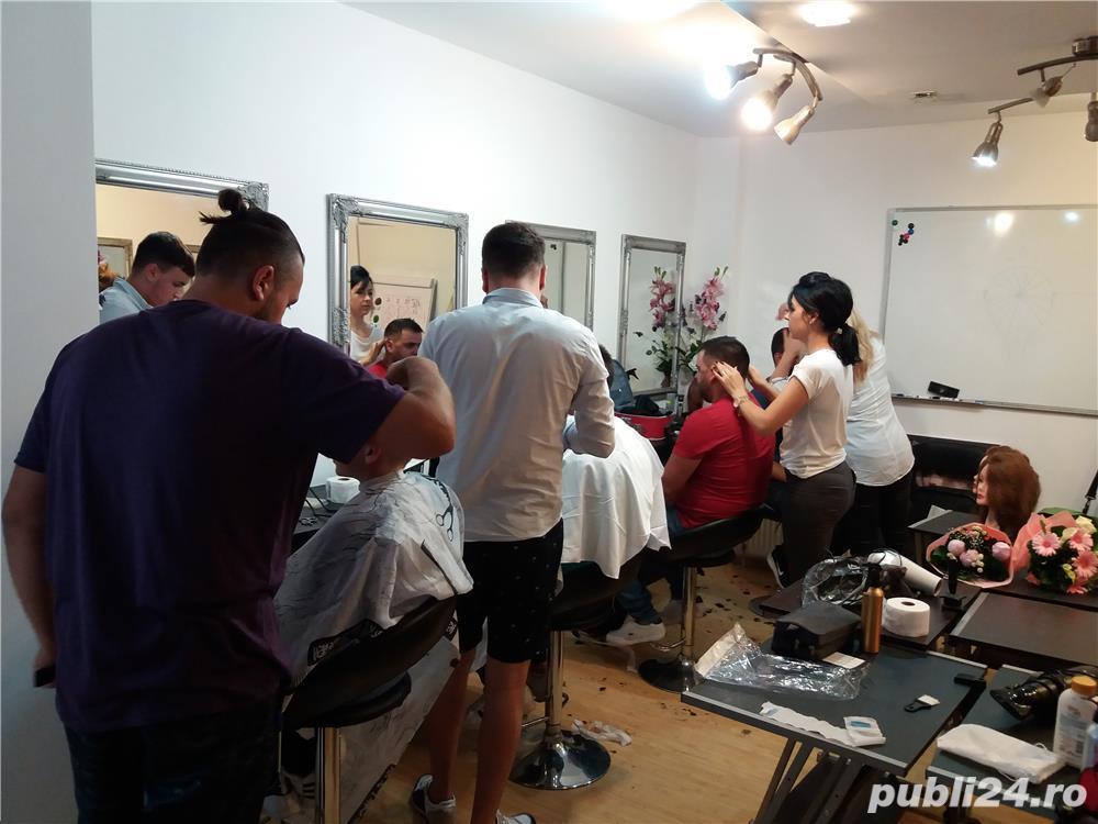Curs frizerie alina milin beauty academy timisoara - 1550 lei