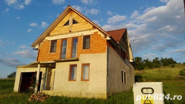 Zona Dumitra - De vanzare casa P+M = 170mp, situata pe 2500mp teren