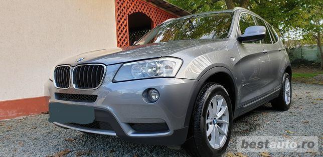 BMW  Seria X3 xdrive