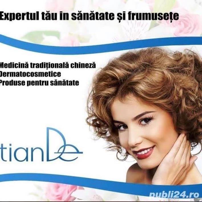 Reprezentant TianDe - produse naturiste