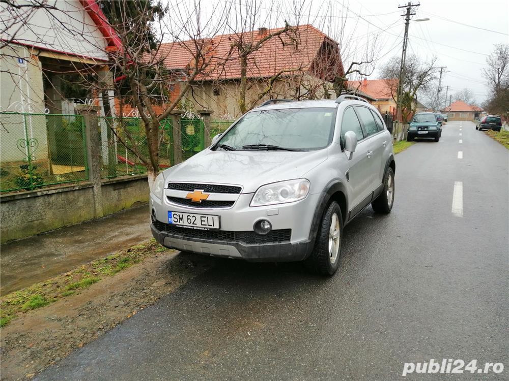 Chevrolet Captiva,Full options,150 cai,Euro 4