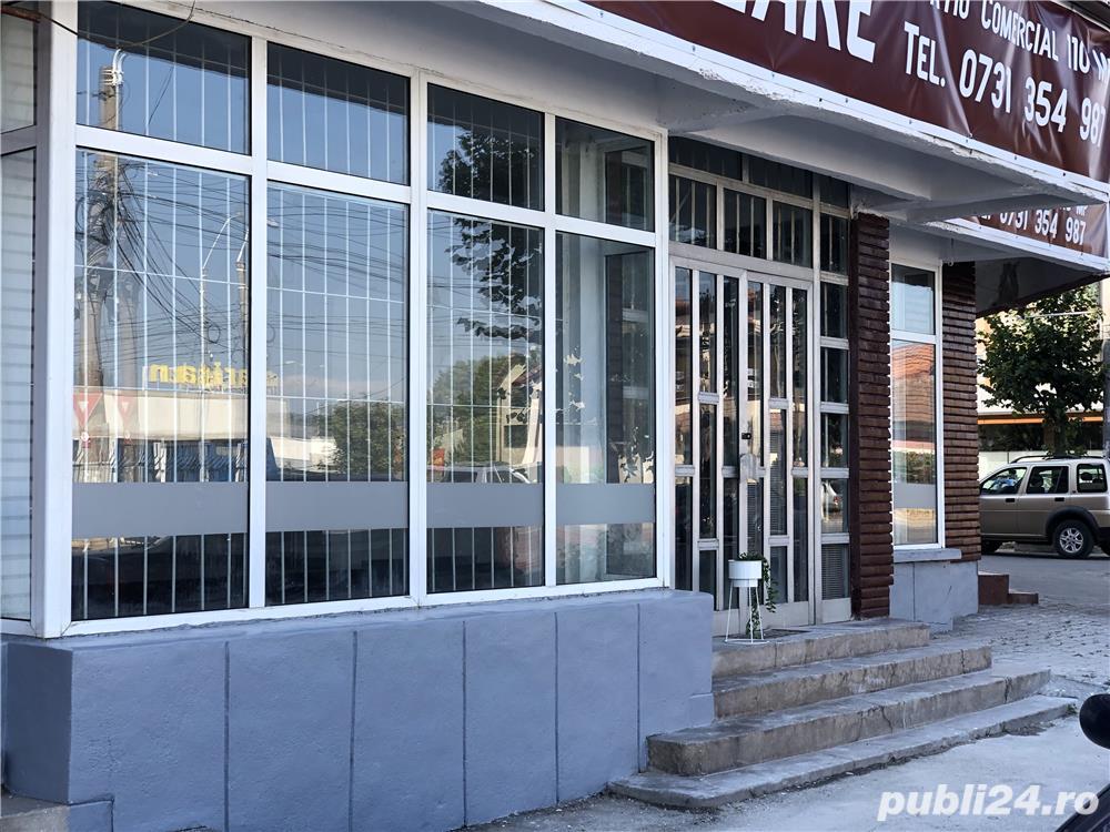 Inchiriez spatiu comercial 110 mp in orasul Hunedoara - b-dul Dacia 38