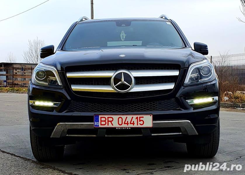 Mercedes-benz Clasa GL GL 350