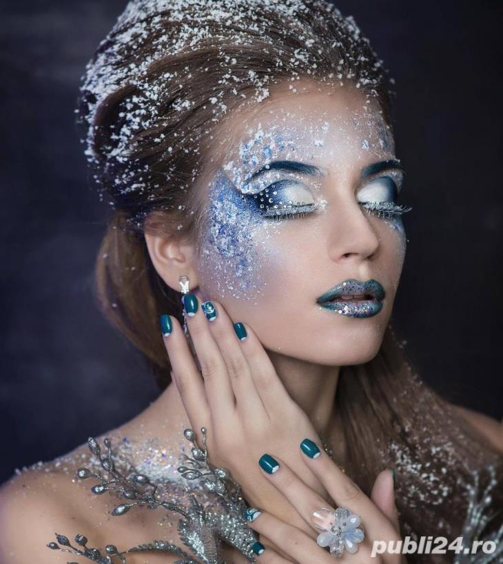 Colaborare makeup artist