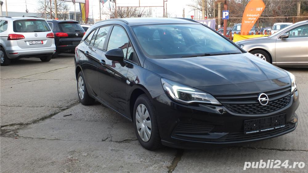 Opel Astra K 2017 Combi/1.6/95 CP/Diesel/Inmatriculat