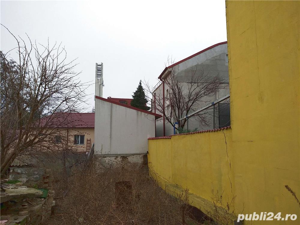 Dacia - teren intravilan pentru constructii