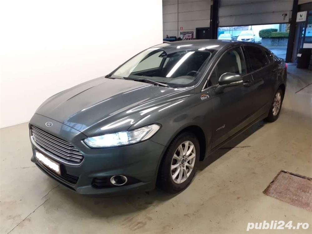 Ford Mondeo 2.0 Hybrid FULL OPTION 2017