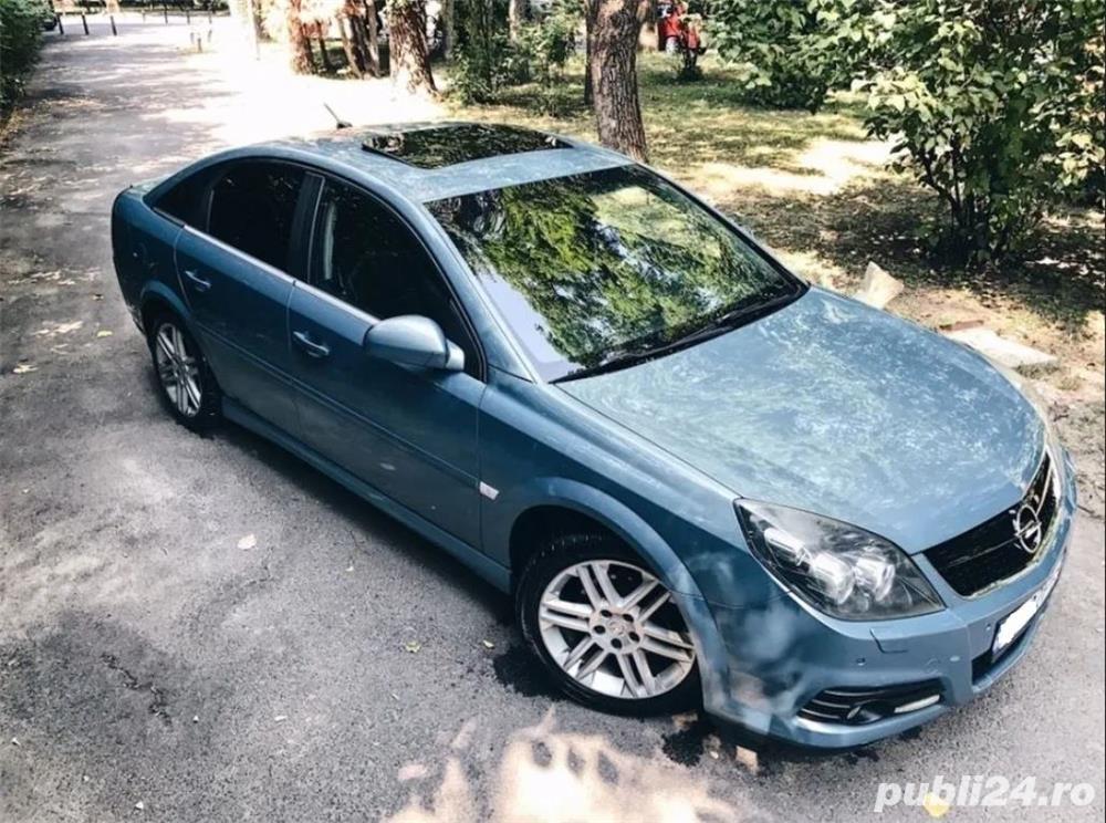 Opel Vectra C facelift GTS