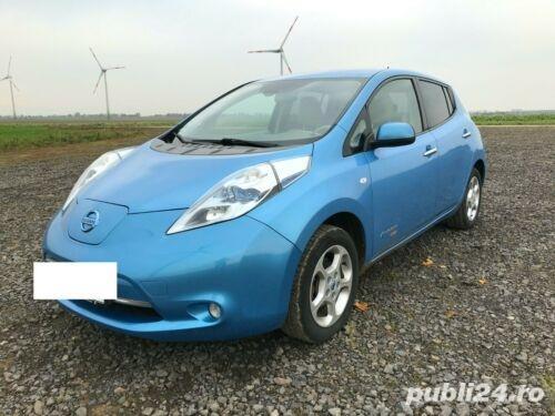 Nissan Leaf Accenta full electric.