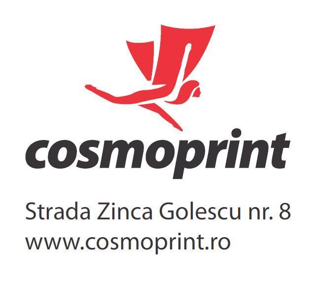 Angajam operator imprimante indoor/outdoor firma Cosmoprint