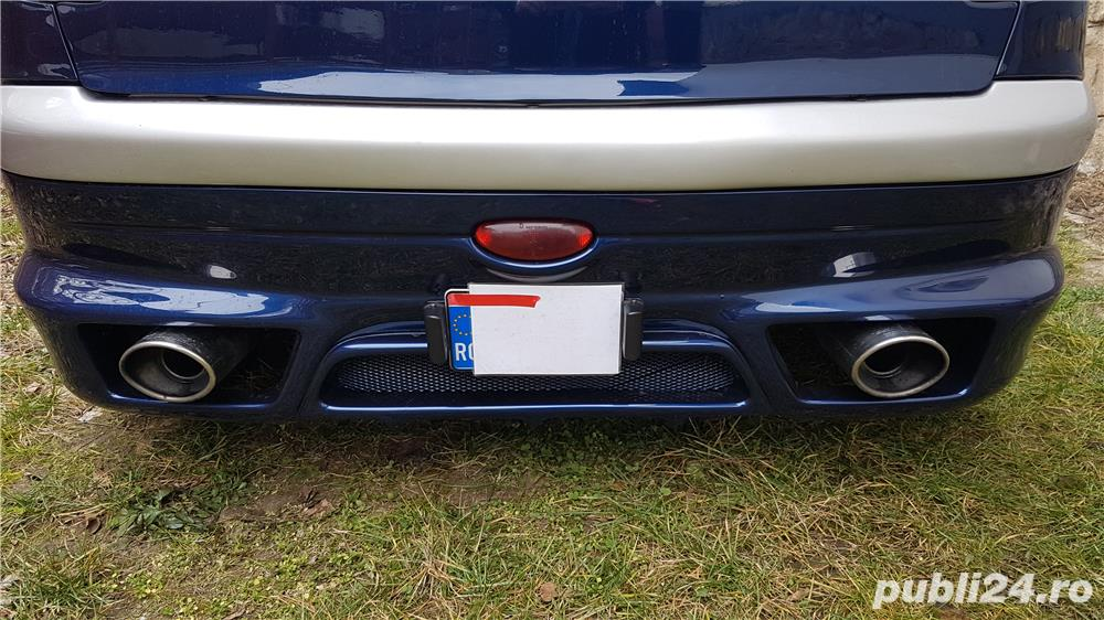 VAND ELEMENTE SI ACCESORII RIEGER TUNING GERMANY PT PEUGEOT 206 !!!