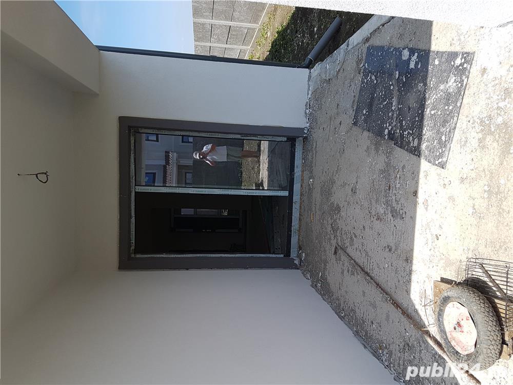 SUPEROFERTA ! Duplex, proiect nou, la asfalt, toate utilitatiile, la cheie, Terasa, teren 4- 500mp.