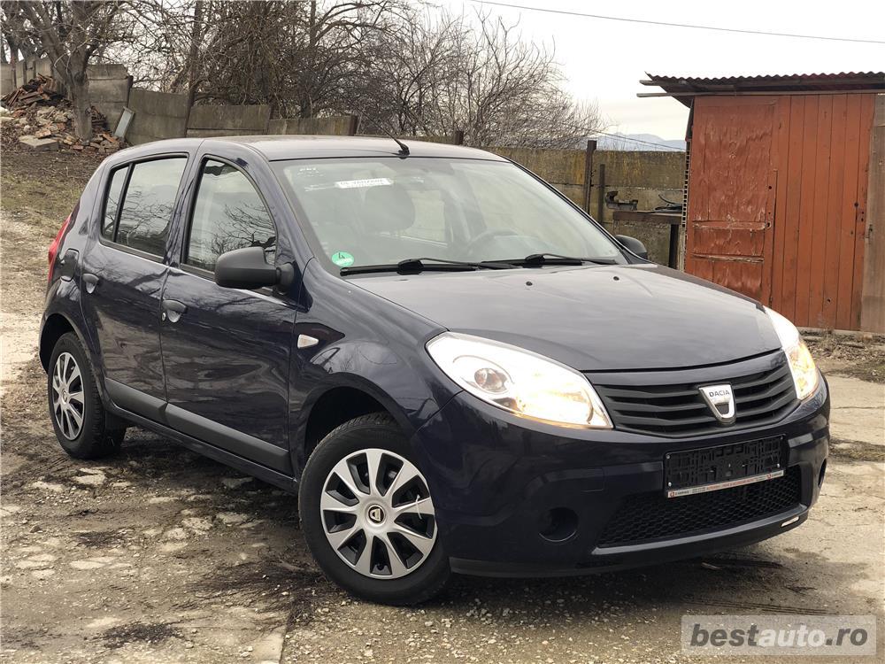 Dacia Sandero*1.2 benzina*Tuv Germania*clima*102909km*euro5*af.2012!