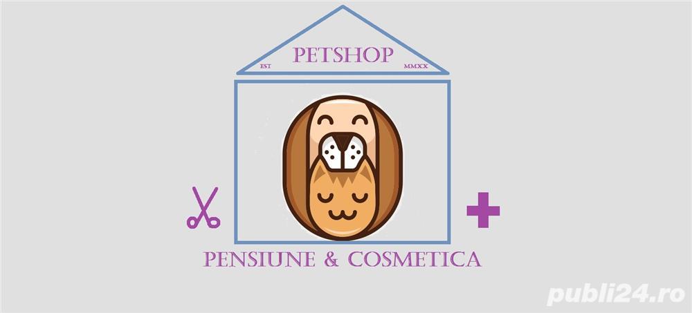 Pensiune ANIMALE ! Vet care Resort ! medic veterinar 24/7