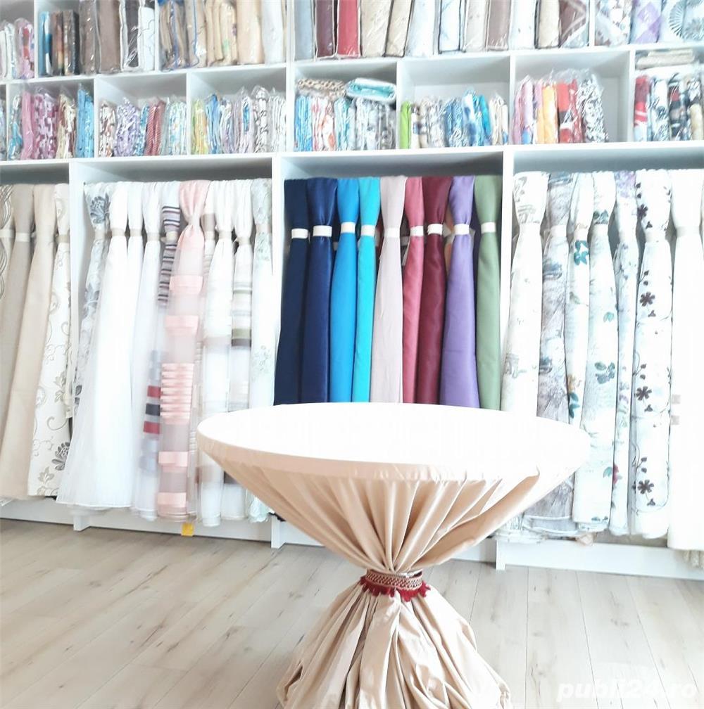 Consilier/  vanzatoare in magazin de textile