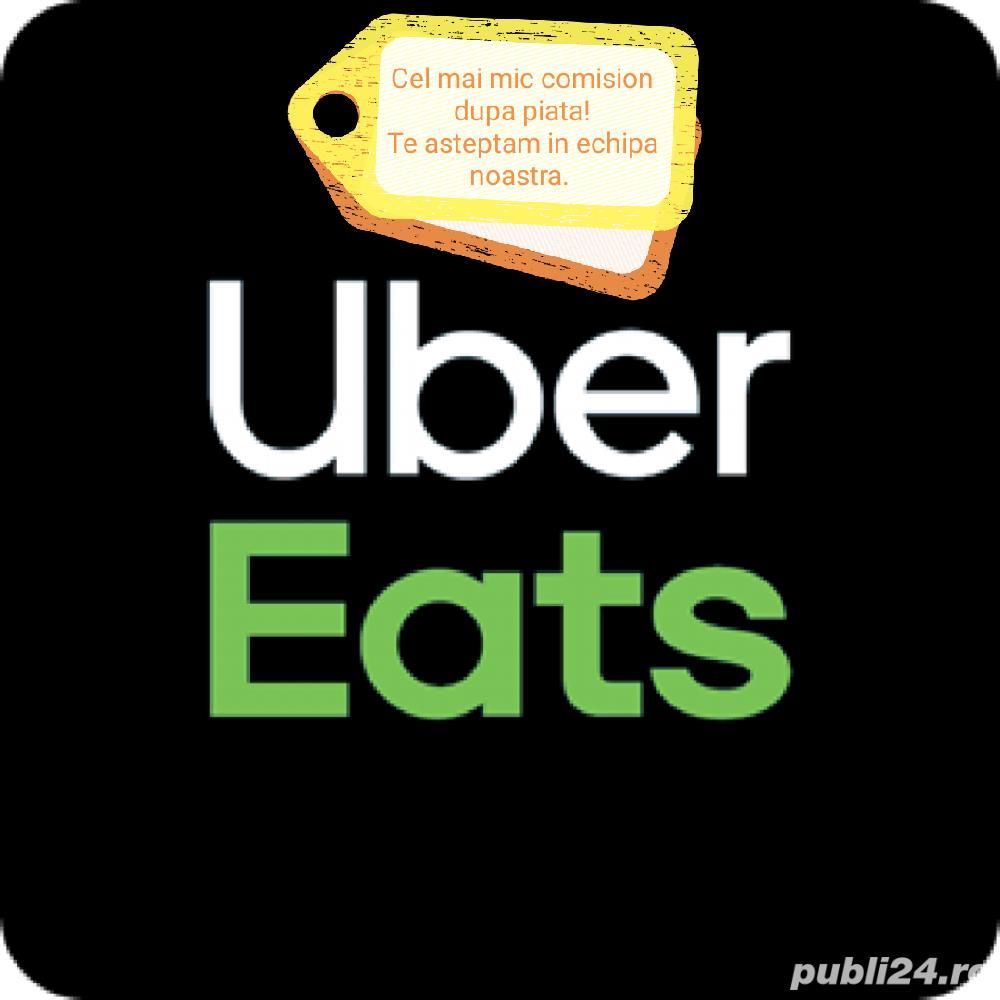 UberEats Firma Partenera