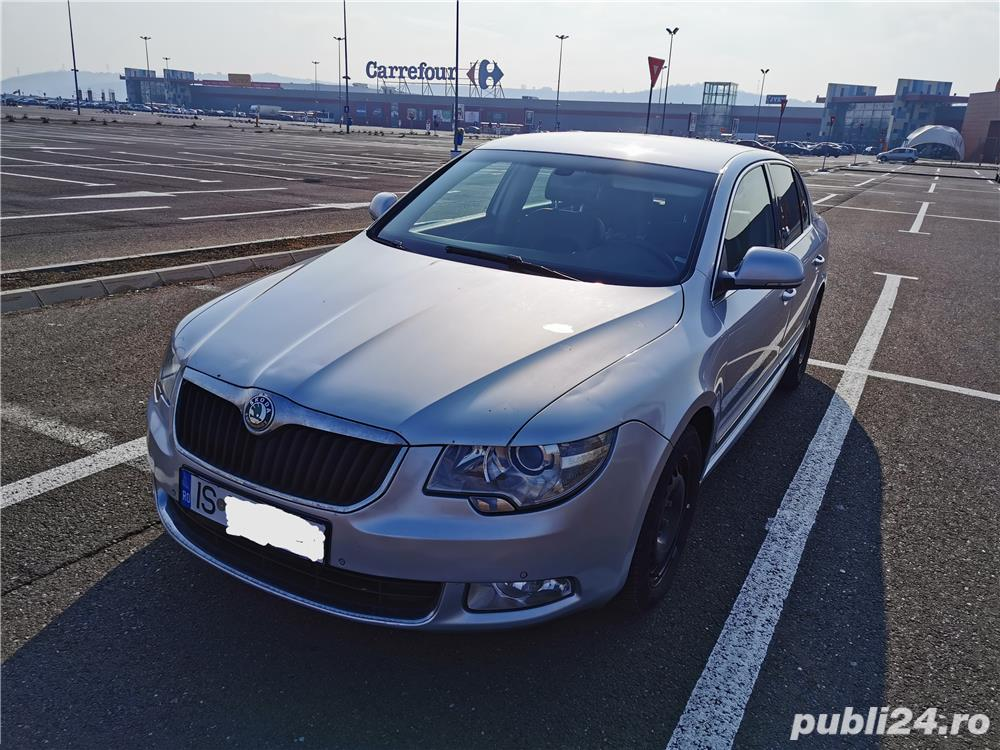 Skoda Superb 2.0 tdi 170 cp
