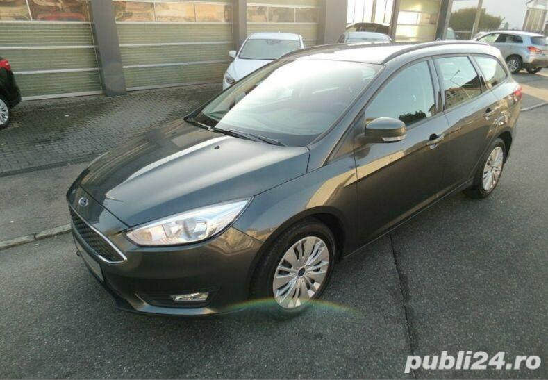 Ford Focus Euro 6