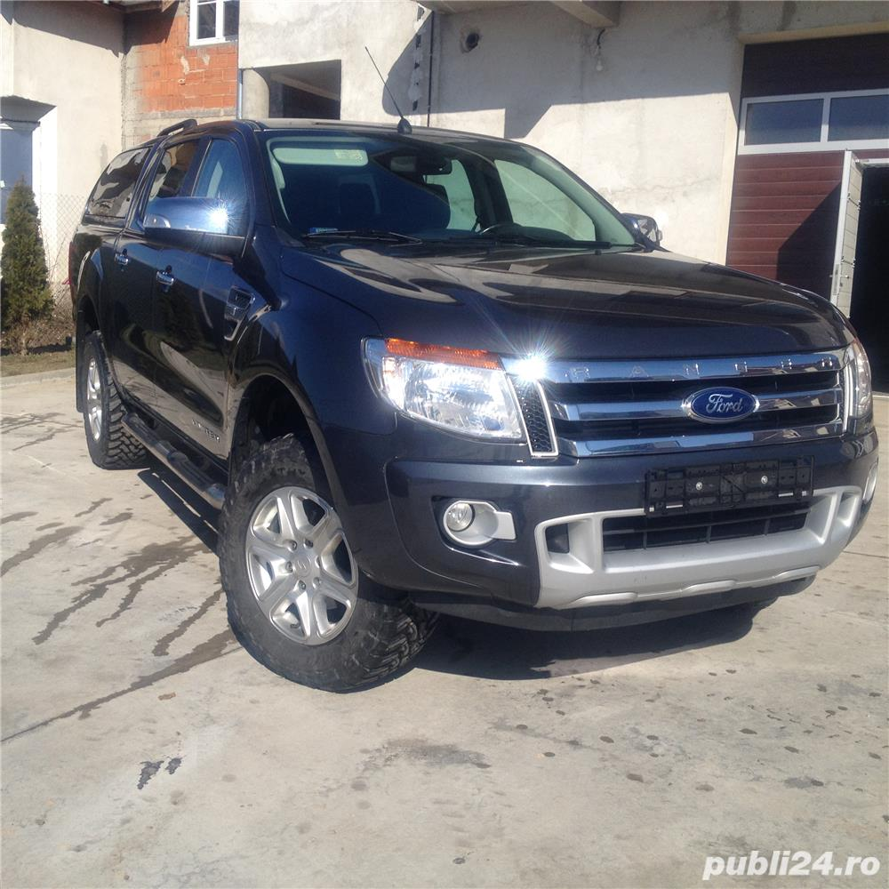 Ford Ranger Limited 4WD 87300KM