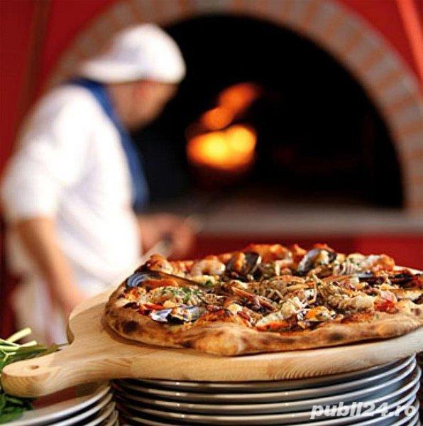 Angajam pizzar cu sau fără experiența