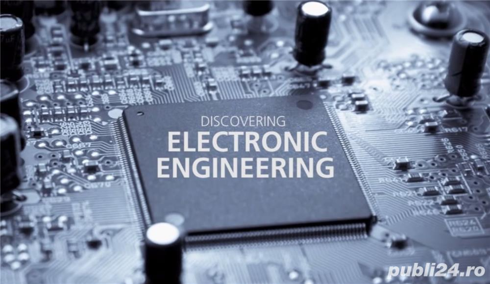 QUALITY ENGINEER with background in electronics