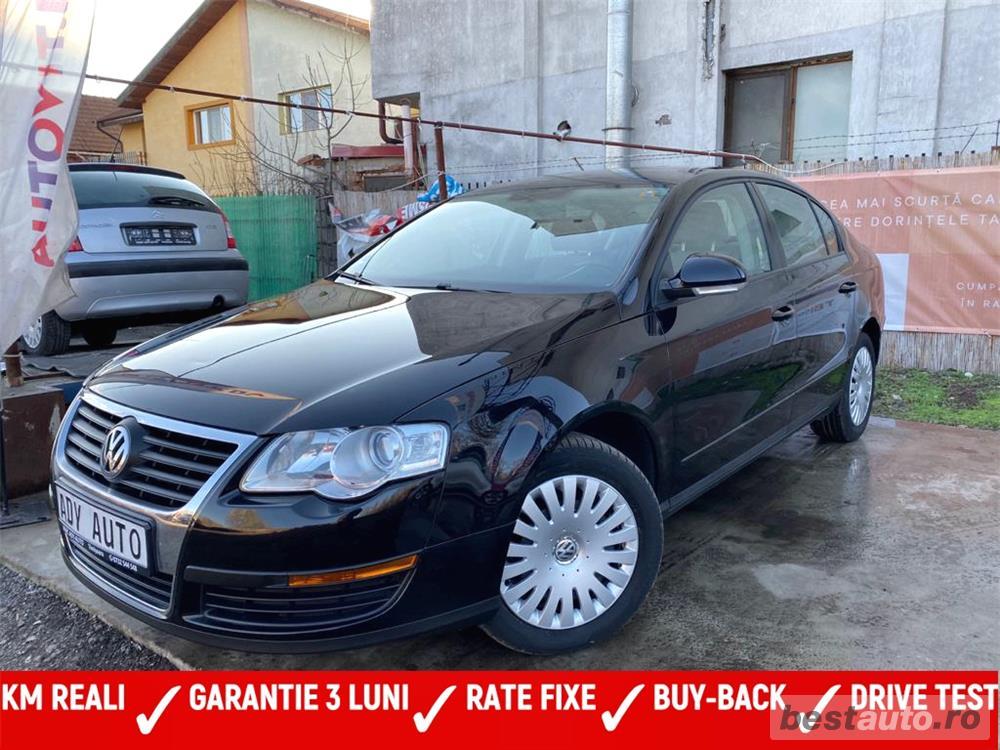 VW PASSAT 1,9 TDI Limuzina  / GARANTIE INCLUSA / RATE FIXE EGALE / BUY-BACK / EURO 4 /
