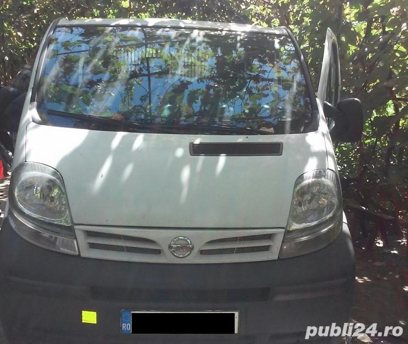Nissan Primastar Vivaro Trafic