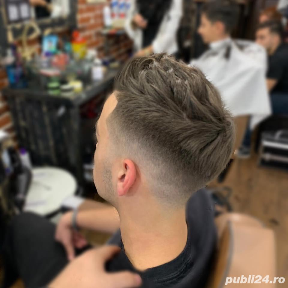 Frizer Barber experienta 4 ani