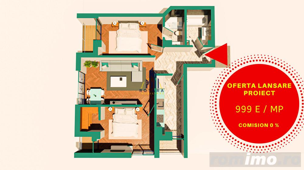 Copou - Apartament 3 camere / Cel mai nou proiect / piscina, spa / lux