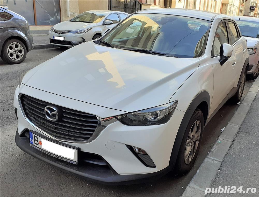 Mazda CX-3 (pret negociabil)