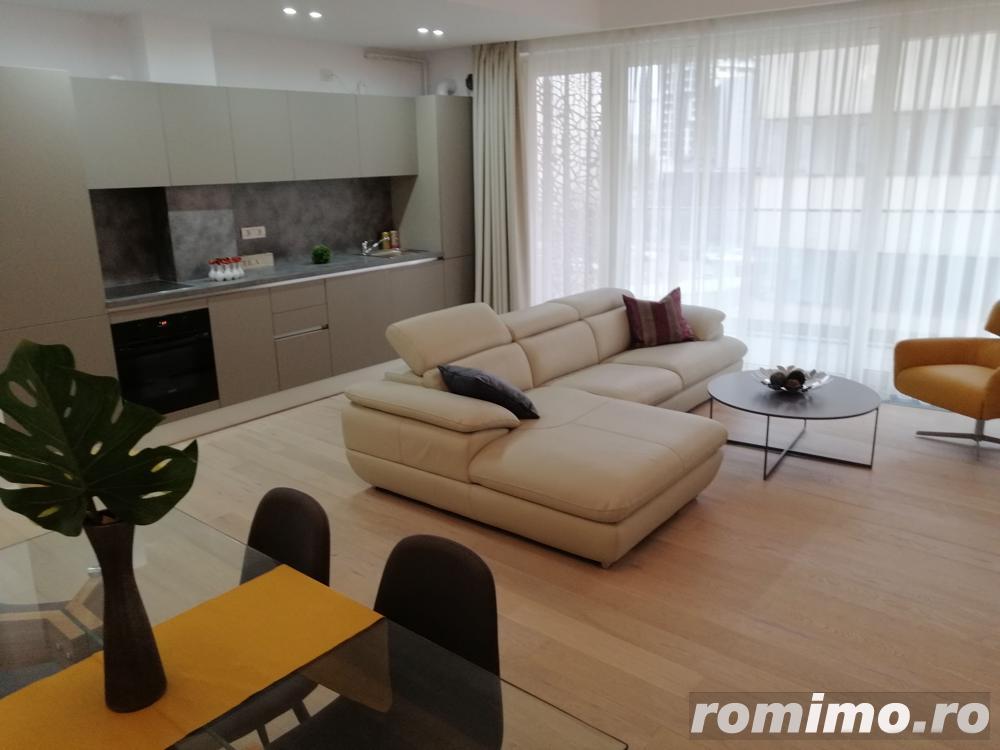 Apartament de lux cu 2 camere in zona Baneasa - Norm Tower - Herastrau