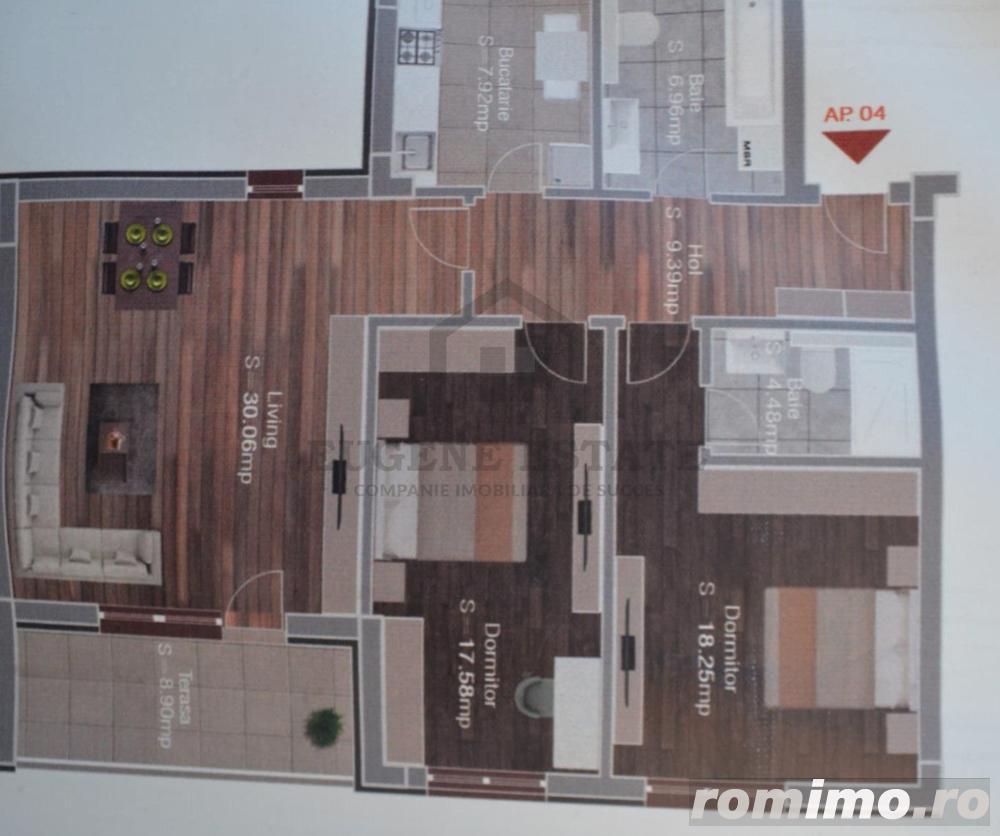 Apartament 3 camere Berceni Bloc nou