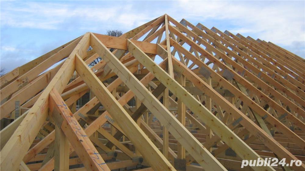 Dulgher acoperisuri lemn ( Franta )