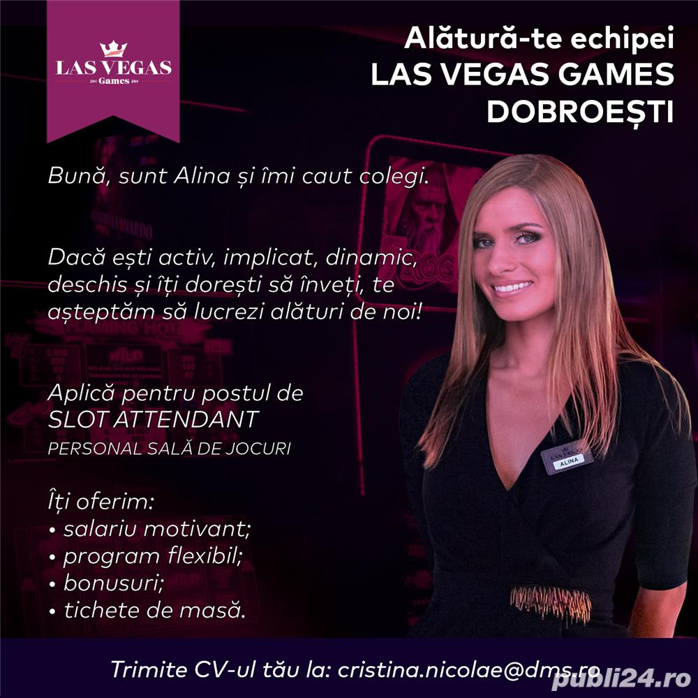Personal Sala de Jocuri Dobroesti / Popest Leordeni