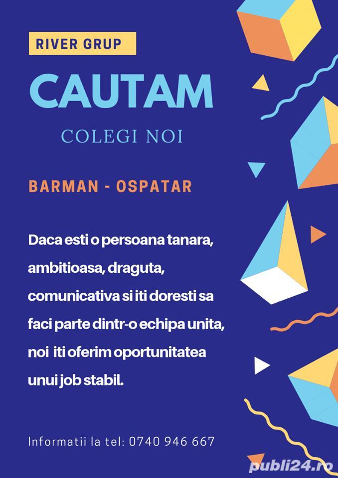 Barman - Ospatar