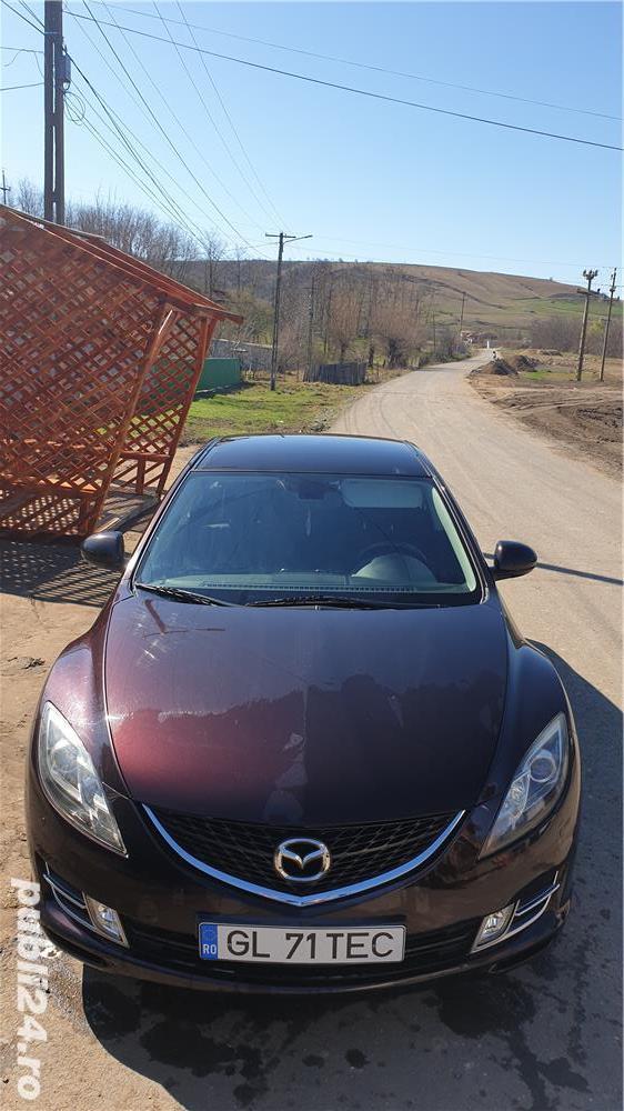 Dau 2 masini pe una. Mazda 6 2008 si Seat Leon 2007