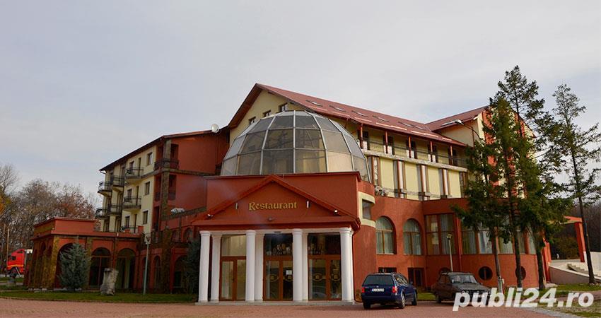 Hotelul Popasul Romanilor angajeaza personal