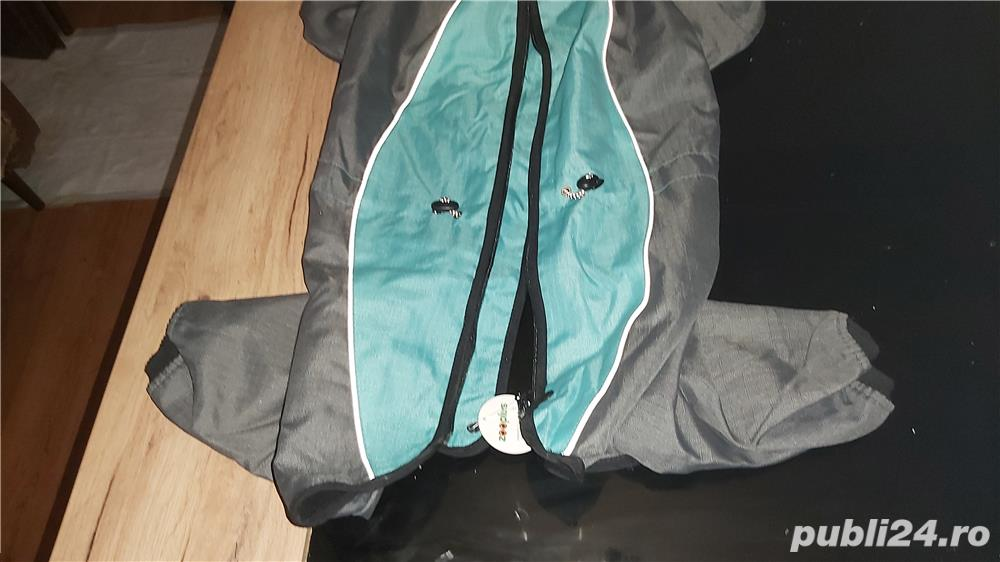 Salopeta caine lungimea spatelui 50 cm