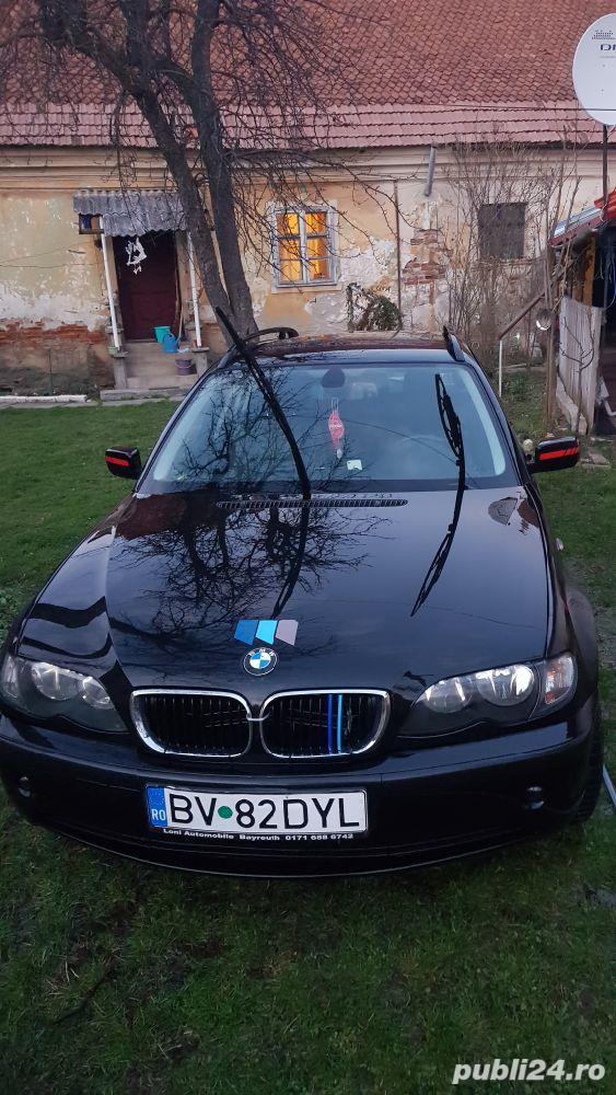 BMW 318i Touring e46