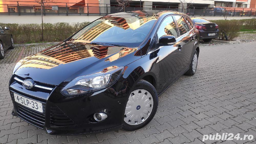 Ford Focus 1.6 tdci/titanium/park asist/2013